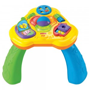 Fisher price light n sound activity table