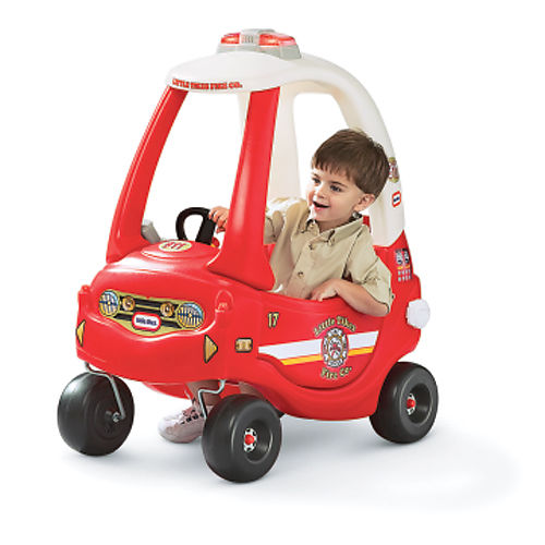 LT Ride Rescue Cozy Coupe