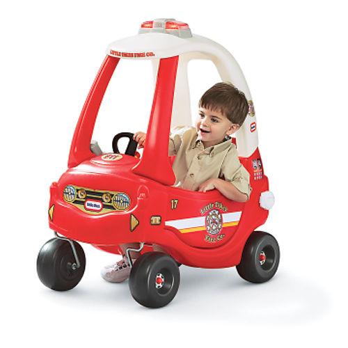 LT Ride Rescue Cozy Coupe