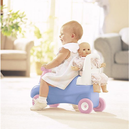 Little Tikes Push Ride Doll Walker3