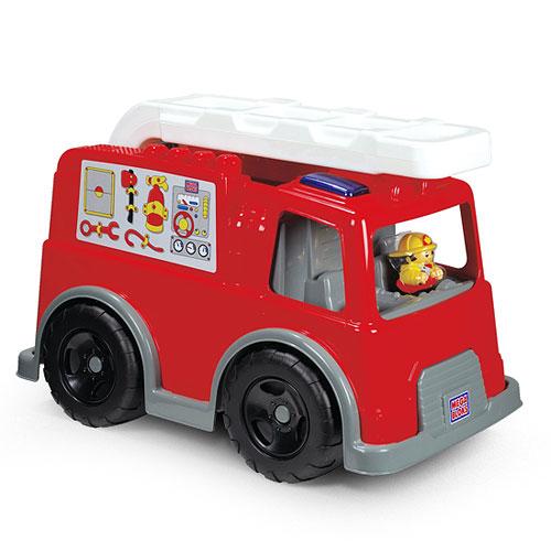 Mega Bloks Fire Truck1