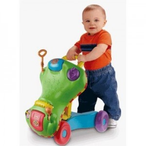 Playskool Busy Basic - Step Start Walk & Ride4