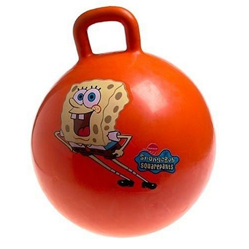 Spongebob Hopping Ball