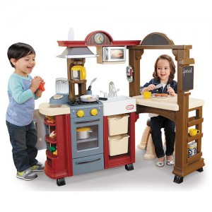Little tikes kitchen n restauran