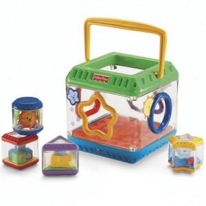 Fisher price shape sorter