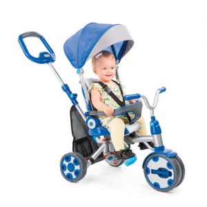 Little Tikes Fold n Go 5 in 1 Trike in Blue