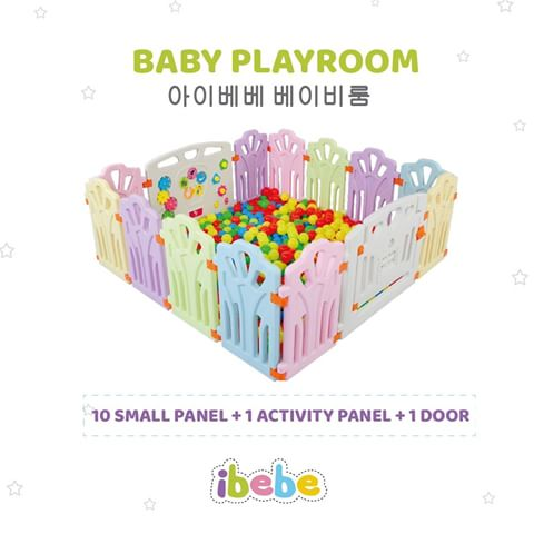 ibebe baby playroom