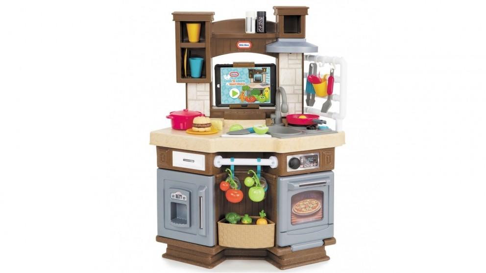 Little Tikes Cook N Learn Smart Kitchen Dunia Bermain