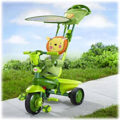 Fp stroll to trike green