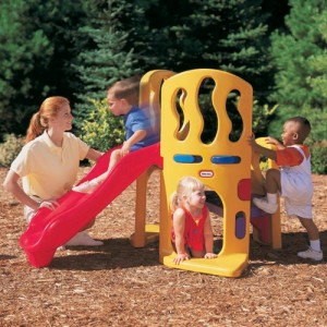 LT Hide Slide Climber