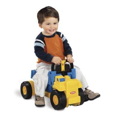 Playskool Tonka Wheel Driver Ride On