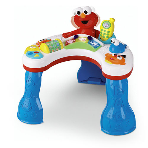 Elmo Sing & Teach Table