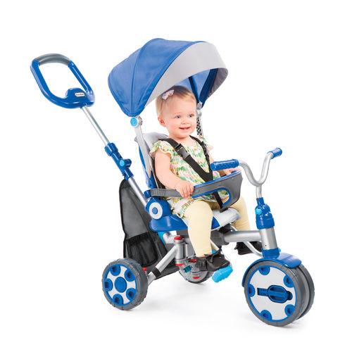 Little Tikes Fold n Go 5 in 1 Trike in Blue